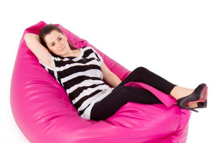 Cuscini e pouf da u ac colorati da sedia da terra per